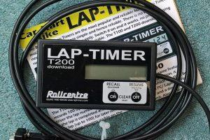 T200 Lap-Timer